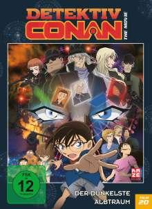 Detektiv Conan 20. Film: Der dunkelste Albtraum, DVD