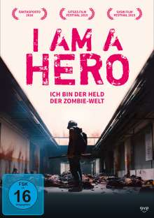 I am a Hero, DVD