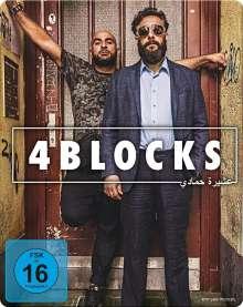 4 Blocks Staffel 1 (Blu-ray im Steelbook), 2 Blu-ray Discs