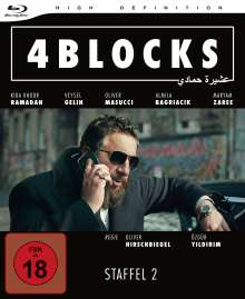 4 Blocks Staffel 2 (Blu-ray), 2 Blu-ray Discs