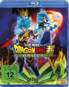 Dragonball Super: Broly (Blu-ray), Blu-ray Disc