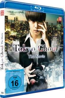Tokyo Ghoul - The Movie (Blu-ray), Blu-ray Disc