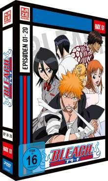 Bleach TV-Serie Box 1, 3 DVDs