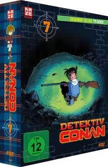 Detektiv Conan: Die TV Serie Box 7, 5 DVDs