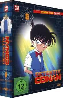 Detektiv Conan: Die TV Serie Box 8, DVD