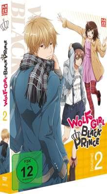 Wolf Girl & Black Prince Vol. 2, DVD