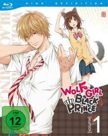 Wolf Girl & Black Prince Vol. 1 (Blu-ray), Blu-ray Disc