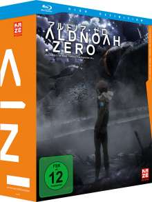 Aldnoah.Zero (Staffel 2) Vol. 5 (mit Sammelschuber) (Blu-ray), Blu-ray Disc
