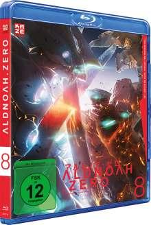 Aldnoah.Zero (Staffel 2) Vol. 8 (Blu-ray), Blu-ray Disc