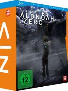 Aldnoah.Zero Staffel 2 (Gesamtausgabe) (Blu-ray), 4 Blu-ray Discs