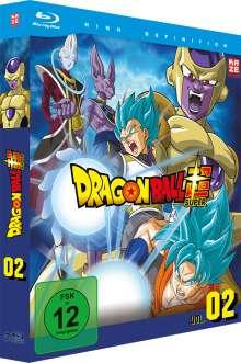 Dragonball Super - 2. Arc: Goldener Freezer (Blu-ray), 2 Blu-ray Discs