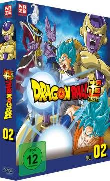 Dragonball Super - 2. Arc: Goldener Freezer, 3 DVDs