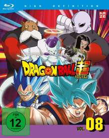 Dragonball Super - 8. Arc (Blu-ray), 2 Blu-ray Discs