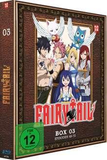 Fairy Tail Box 3 (Blu-ray), 3 Blu-ray Discs
