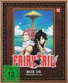Fairy Tail Box 5 (Blu-ray), 3 Blu-ray Discs