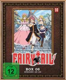 Fairy Tail Box 6 (Blu-ray), 3 Blu-ray Discs
