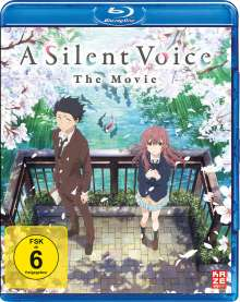 A Silent Voice (Blu-ray), Blu-ray Disc