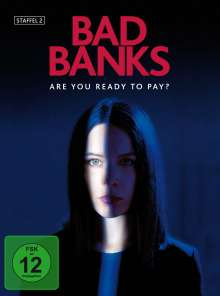 Bad Banks Staffel 2, 2 DVDs