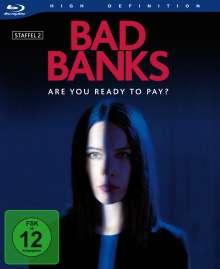 Bad Banks Staffel 2 (Blu-ray), 2 Blu-ray Discs