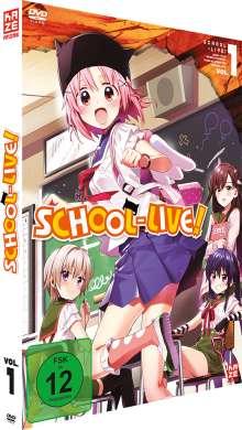 School-Live! Vol. 1, DVD