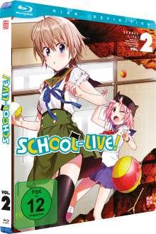 School-Live! Vol. 2 (Blu-ray), Blu-ray Disc