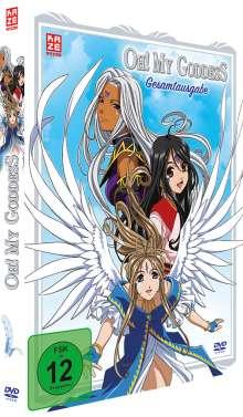 Oh! My Goddess (Gesamtausgabe), 4 DVDs