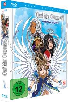 Oh! My Goddess (Gesamtausgabe) (Blu-ray), 3 Blu-ray Discs