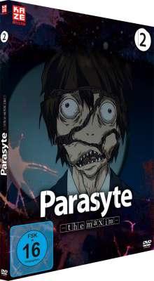 Parasyte - the maxim Vol. 2, DVD