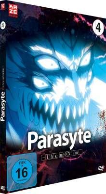 Parasyte - the maxim Vol. 4, DVD