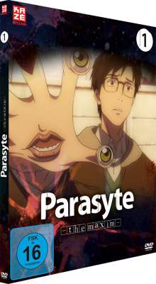 Parasyte - the maxim Vol. 1, DVD