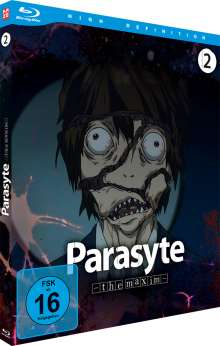 Parasyte - the maxim Vol. 2 (Blu-ray), Blu-ray Disc