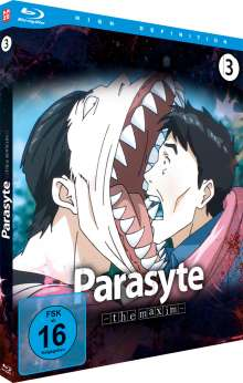 Parasyte - the maxim Vol. 3 (Blu-ray), Blu-ray Disc