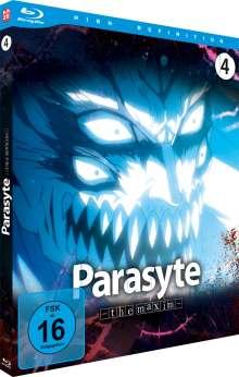 Parasyte - the maxim Vol. 4 (Blu-ray), Blu-ray Disc
