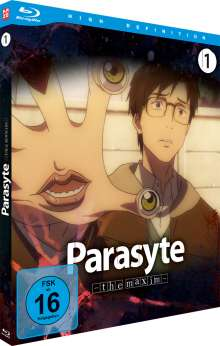 Parasyte - the maxim Vol. 1 (Blu-ray), Blu-ray Disc