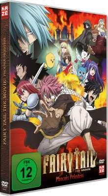 Fairy Tail: Phoenix Priestess, DVD