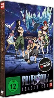 Fairy Tail: Dragon Cry, DVD