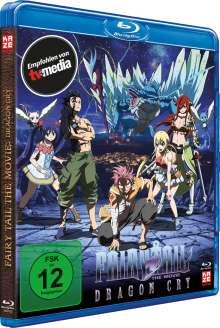 Fairy Tail: Dragon Cry (Blu-ray), Blu-ray Disc