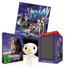 Fairy Tail: Dragon Cry (Movie 2) - Limited Steelcase Edition mit Plüschtier Plue, DVD