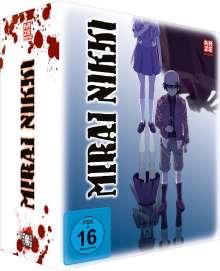 Mirai Nikki Vol. 1 (mit Sammelschuber), DVD