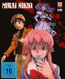 Mirai Nikki Vol. 1 (Blu-ray), Blu-ray Disc