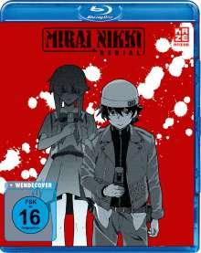 Mirai Nikki - Redial (Blu-ray), Blu-ray Disc