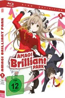 Amagi Brillant Park Vol. 1 (Blu-ray), Blu-ray Disc