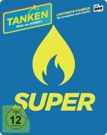 Tanken - mehr als Super Staffel 1 (limitierte Fanbox im Steelbook) (Blu-ray), 3 Blu-ray Discs
