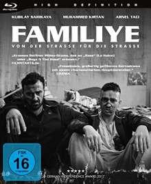 Familiye (Blu-ray), Blu-ray Disc