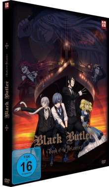 Black Butler: Book of the Atlantic, DVD
