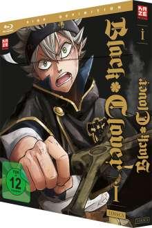 Black Clover Vol. 1 (Blu-ray), 2 Blu-ray Discs