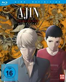 Ajin - Demi-Human Vol. 3 (Blu-ray), Blu-ray Disc