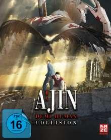 Ajin - Demi-Human: Collision (Blu-ray im Steelbook), Blu-ray Disc