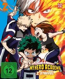 My Hero Academia Staffel 2 Vol. 2 (Blu-ray), Blu-ray Disc