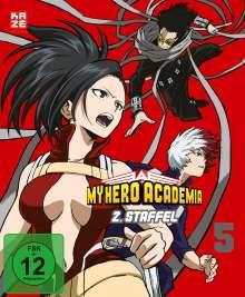 My Hero Academia Staffel 2 Vol. 5 (Blu-ray), Blu-ray Disc